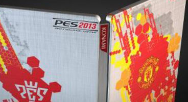 PES 2013 dated September 21st, a week ahead of FIFA 13