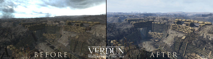 WW1 shooters Tannenberg and Verdun Merging Together <UPDATE: Blackmill Games founder Jos Hoebe responds>