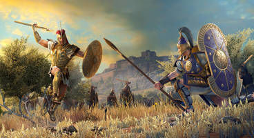 Total War Saga: Troy Already Has Mods, Even Without Steam