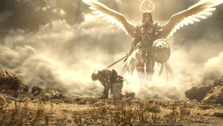 Square terminates over 9000 Final Fantasy XIV accounts for illicit behaviour