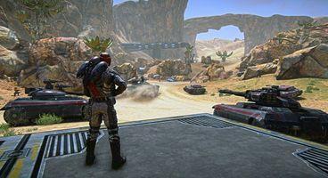 Planetside 2 release date confirmed