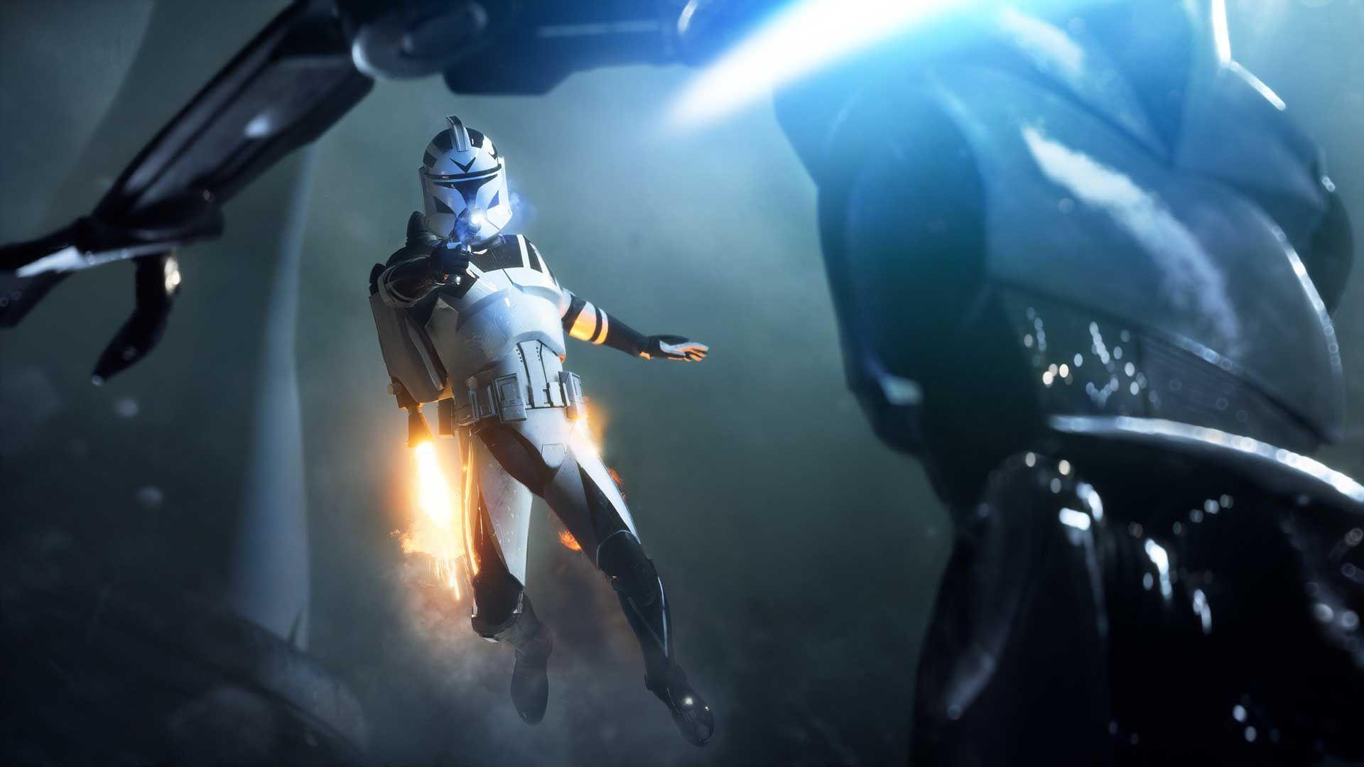 star wars battlefront ii customisation and clone wars dlc confirmed