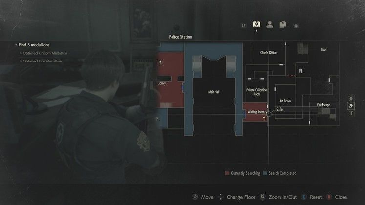 Resident Evil 2 Remake Waiting Room Safe Code - How to Unlock the Waiting Room Safe