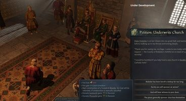 Vassals Can Petition and Pay Homage to Their Liege in Crusader Kings 3: Royal Court