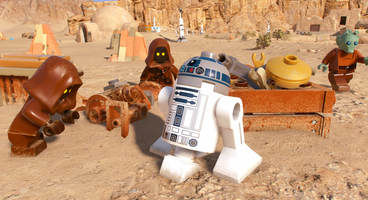 """LEGO Star Wars: The Skywalker Saga Features """"nearly 500 characters"""", Levels Built from the Ground-Up"""