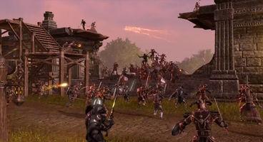 Latest Elder Scrolls Online 'Ask Us Anything' discusses PvP, Veteran Rank