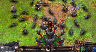 Classic RTS Battle Realms Gets Steam Early Access Release Date, Trilogy Planned