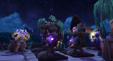 World of Warcraft subscriptions have gone up by 600k since the last quarter
