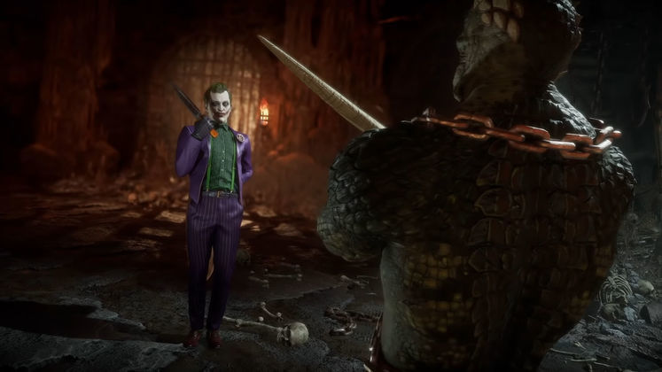 The Joker Joins Mortal Kombat 11 Next Week, Gets Gameplay Trailer Showcasing Fatality
