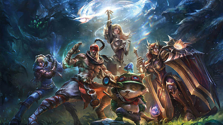 League of Legends Preseason 2021 Changes - Item System Overhaul, Champions and More