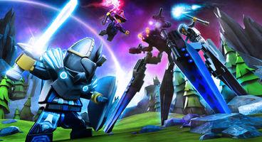 New LEGO Universe level progression