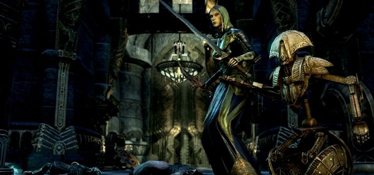 Update 5 drops for The Elder Scrolls Online, loyal players get Dwemer Sphere pet