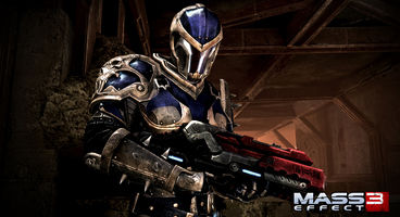 Kingdoms of Amalur: Reckoning and Mass Effect 3 team up for cross content