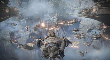 Bluehole's 'Project W' Emerges As Ascent: Infinite Realm - A Steampunk/Fantasy MMO With Gliders And Airships