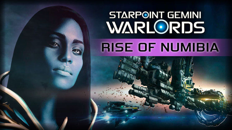 Starpoint Gemini Warlords: Rise of Numibia DLC Is Out Today