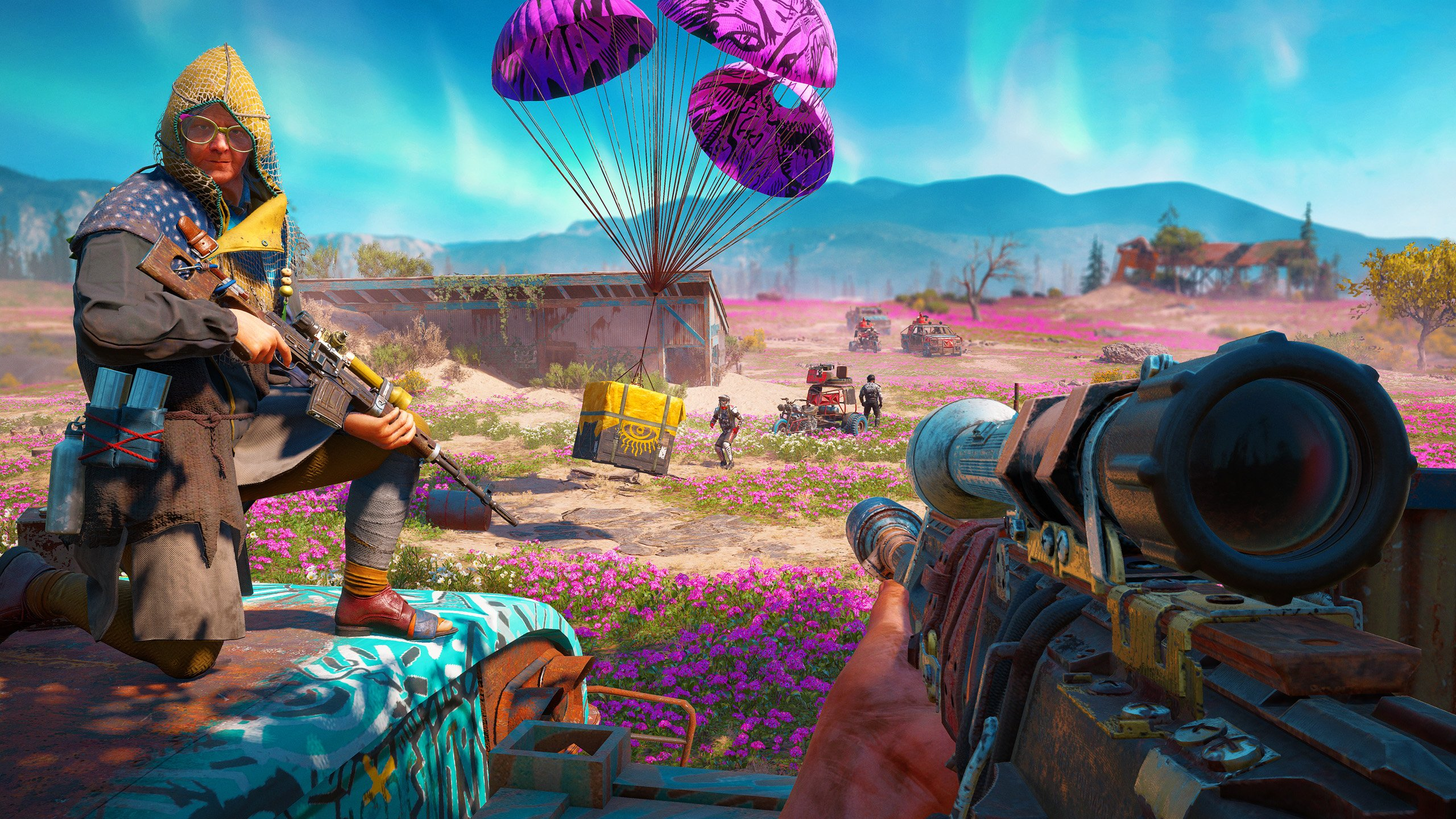 Far Cry New Dawn How To Upgrade Companions Gamewatcher