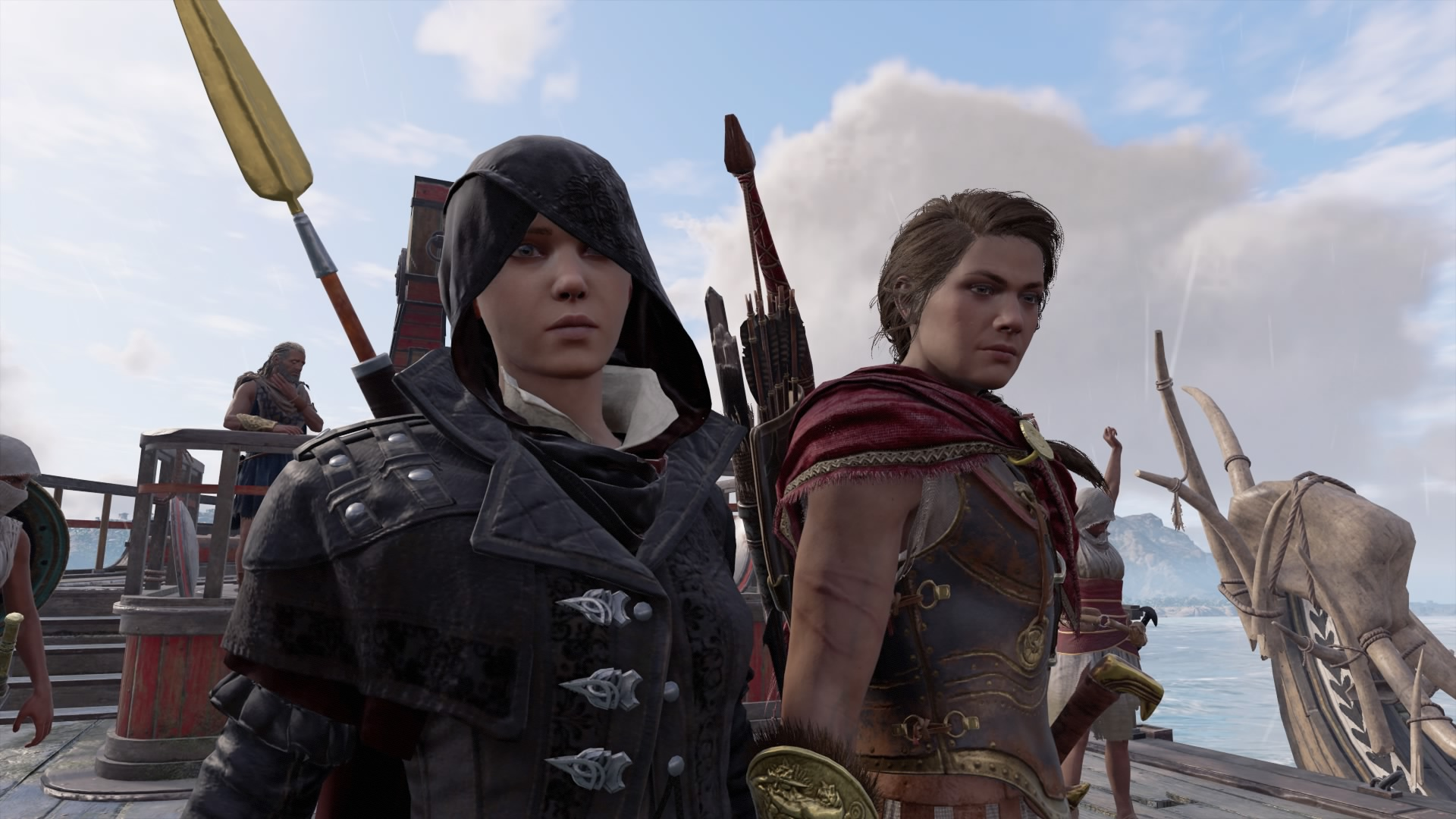 Assassin's Creed Odyssey Evie: How To Unlock Evie from | GameWatcher