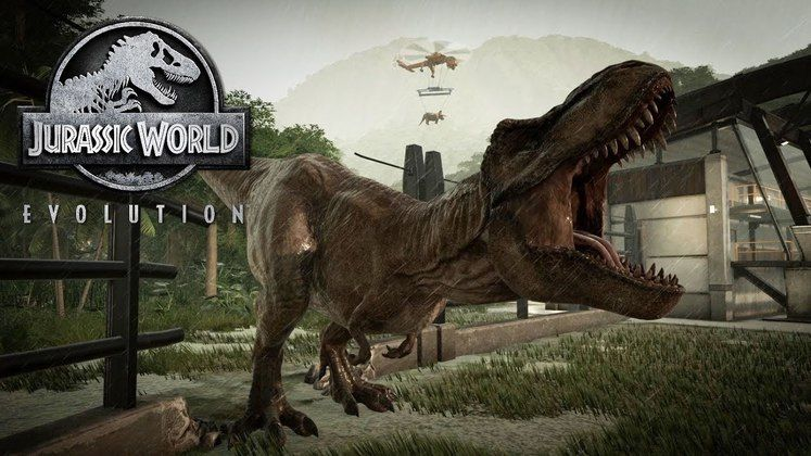 Jurassic World Evolution Preload, Steam Unlock Times, System Requirements, Review Embargo
