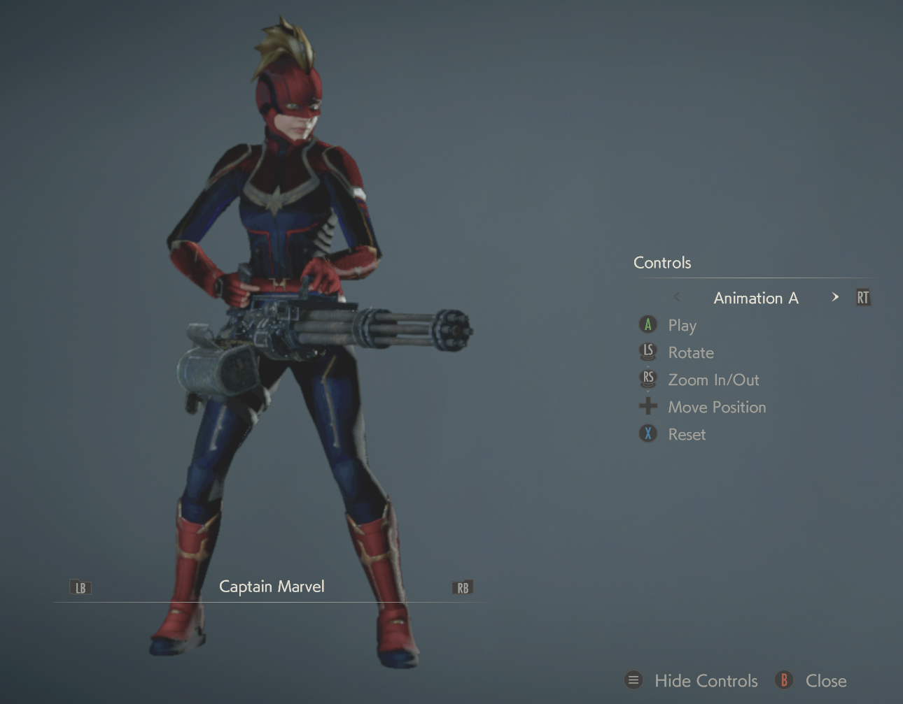 How to Play as Captain Marvel in Resident Evil 2 Remake   GameWatcher