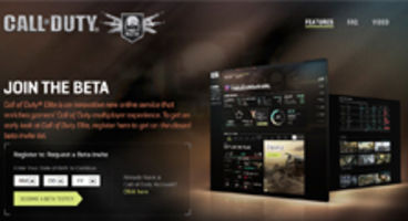 No Call of Duty: Elite beta for PC until fall, consoles this summer