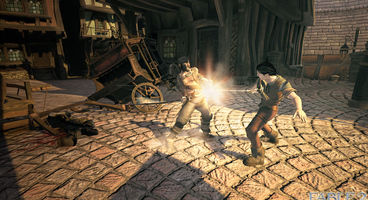 Fable III to get co-op sexy time
