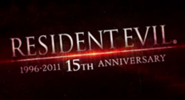 Resi Evil promo celebrates 15 years