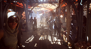 Bioware's Anthem may have First-Person Shooter Elements