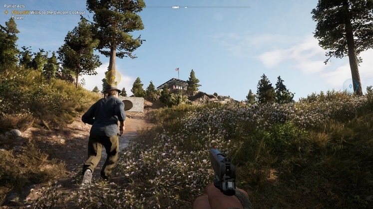Far Cry 5 - How To Get More Weapon Slots