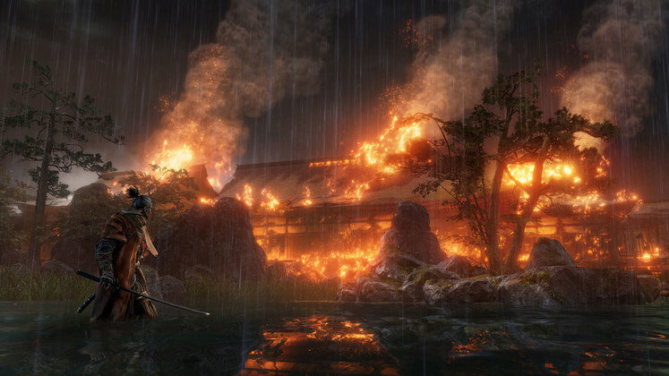 Sekiro - How to Activate Unseen Aid