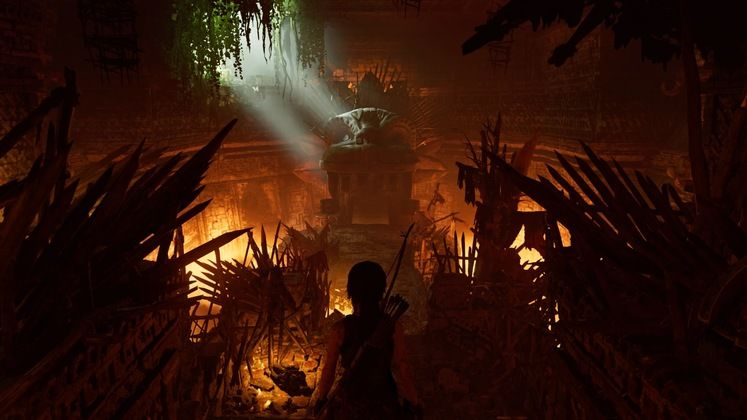 Lara Croft's latest adventure finally breaks the shadow of Uncharted