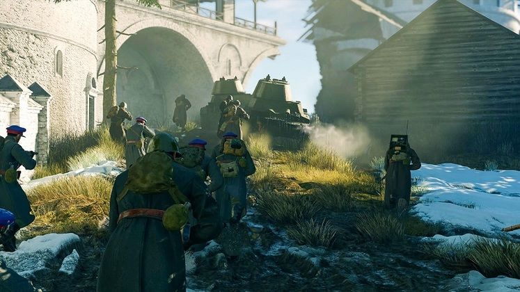 Enlisted Crossplay Support - What We Know About Cross-Platform Play