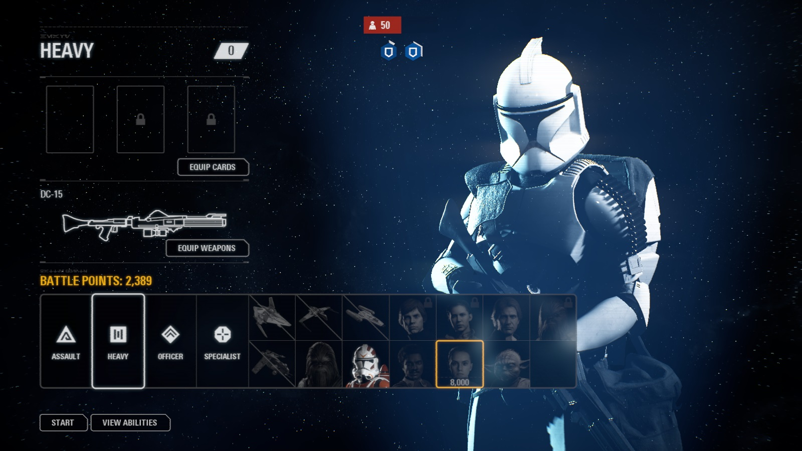 arc troopers coming to star wars battlefront 2 as the new sentinel