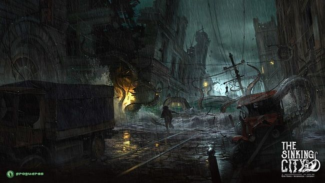 The Sinking City Has Been Delayed Until June