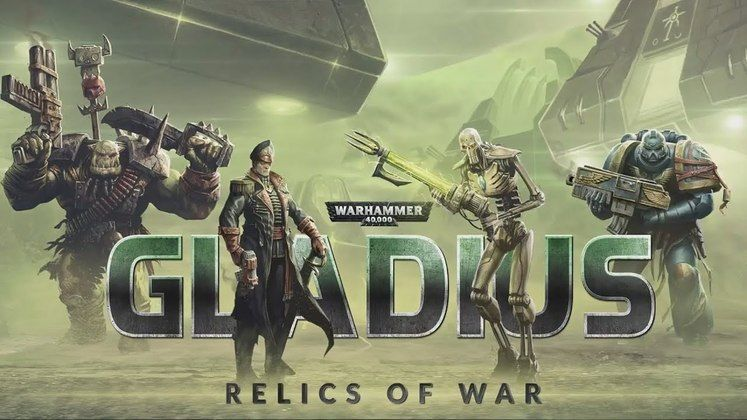 4X strategy Warhammer 40K Gladius will have Mod Support, but NOT Microtransactions