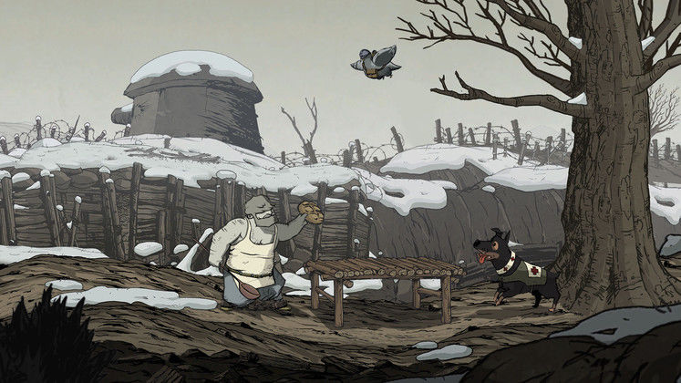 Valiant Hearts E3 trailer tugs at the heartstrings