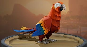 Microsoft Teases Sea of Thieves Pet Dogs During Gamescom: Opening Night Live