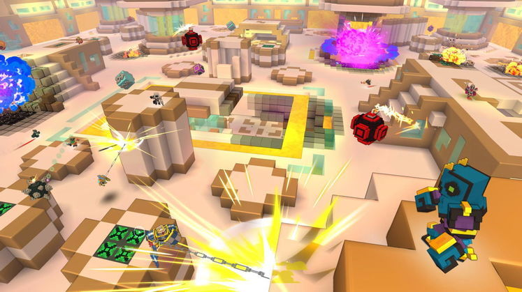 Trion Worlds Gets In On the Battle Royale Craze With Trove Bomber Royale Mode