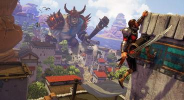 Killer Instinct developer's next game Extinction looks a lot like Attack on Titan