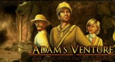 Iceberg Interactive publishes Adam's Venture: The Search for the Lost Garden