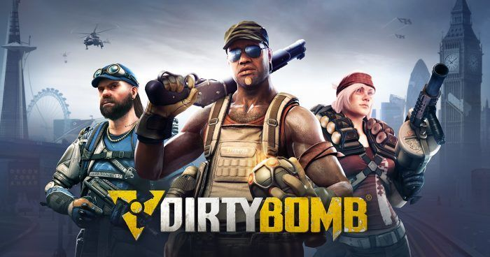Dirty Bomb devs Splash Damage are making a Survival Horror Game
