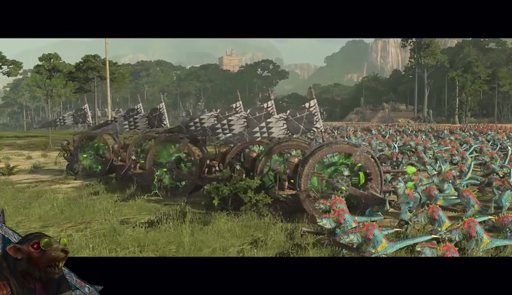 Remove Gravity or create Giant Pit Beasts with The Laboratory for Total War: Warhammer II <UPDATE: Out Now!>