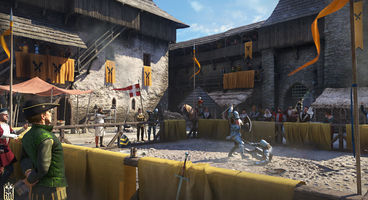 Kingdom Come: Deliverance Patch Notes – Patch 1.3 Will Add Save and Exit Functionality