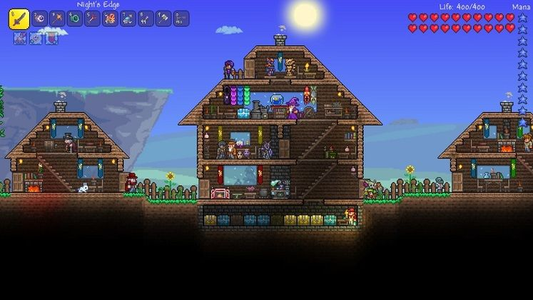 Re-Logic Reverts Decision to Cancel Terraria for Google Stadia