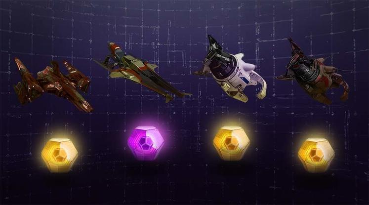 Destiny 2 Twitch Prime Rewards - Exotic Bundle Drop Items