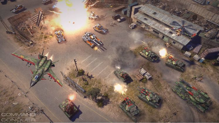 Command & Conquer canceled, Victory Studios shuttered