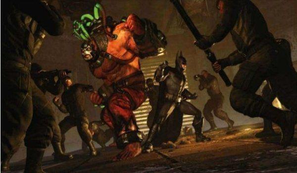 Meet the Batmen, and a Batman/Bane teamup