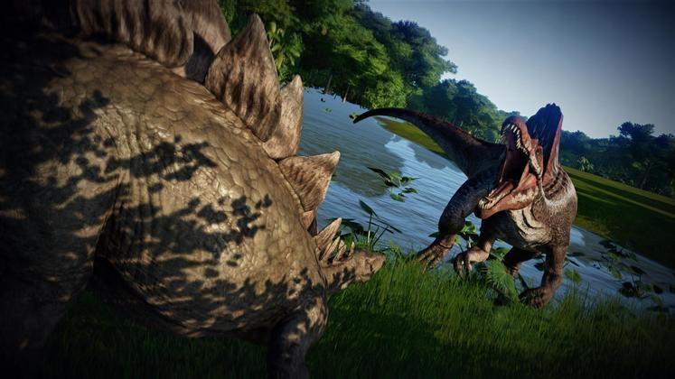 Jurassic World: Evolution - Some Signature Dinosaurs Got Resized