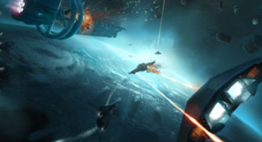 Elite: Dangerous gets artwork and trailer update on Kickstarter