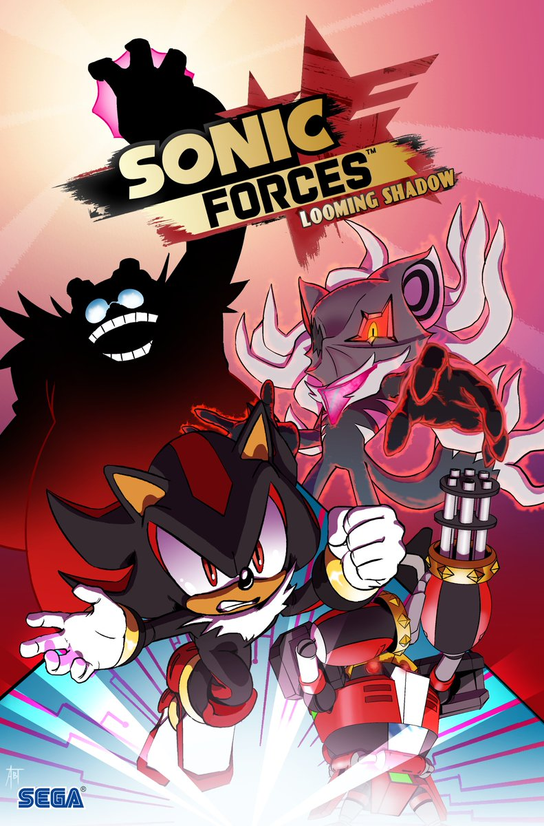 read the sonic forces prequel comic for free right here update i