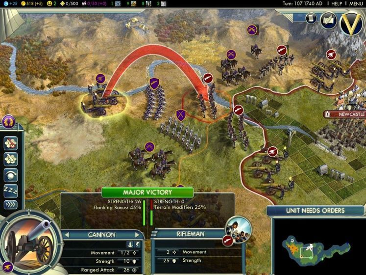 Civilization V Game of the Year Edition released